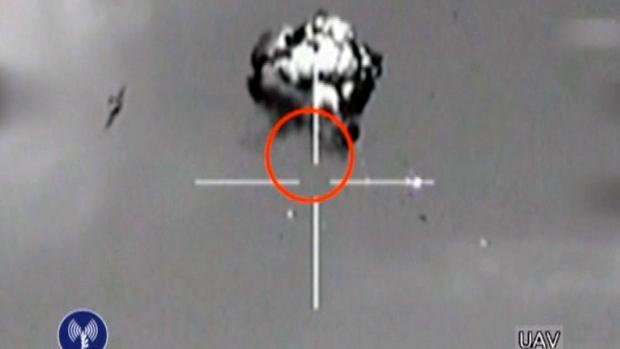 Israel shoots down drone