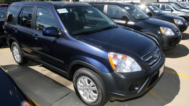 honda recalls 2002 2006 cr v for fire risk ctv news autos. Black Bedroom Furniture Sets. Home Design Ideas