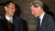 Professor Shinya Yamanaka, Nobel rize winner