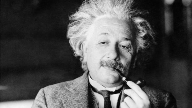 Albert Einstein, Physicist, Nuclear Research