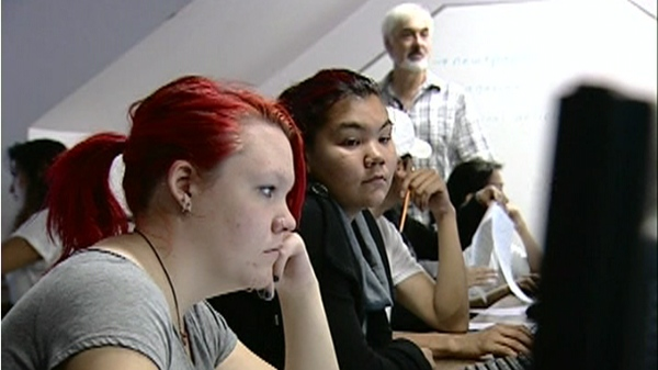John Abbott college is helping Inuit students cope with the challenges of being on their own (Oct. 5, 2010)