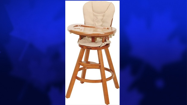 Graco Issues Recall Of Children S High Chairs Ctv News