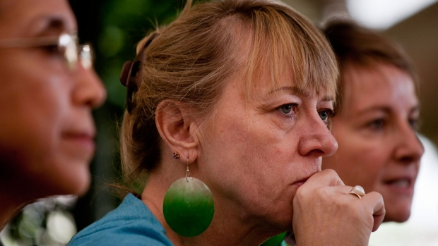 Nobel Peace Prize laureate Jody Williams