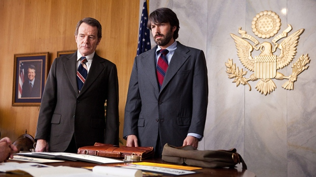 Argo movie: too much fiction?