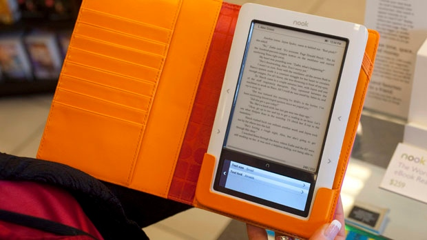 Barnes Noble Expects Losses From Nook Business To Expand Shares