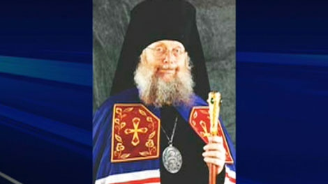 Archbishop Seraphim of Ottawa, the head of the church's Canadian archdiocese, is seen in this undated handout photo.