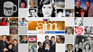 Canada AM celebrates 40 years on CTV