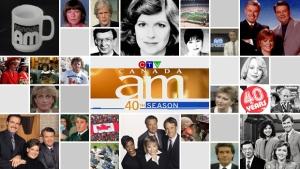 Canada AM celebrates 40 years on CTV