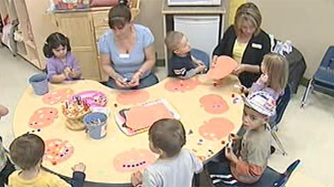 The pension plan for child-care workers is set to launch on Dec. 1.