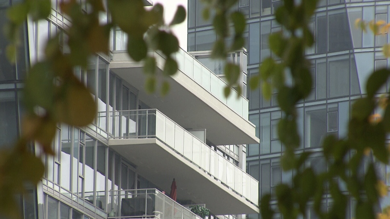 Soaring condo costs have recently been applied to deductibles for claims and to the insurance policies themselves, an expense that gets passed on to the unit owners through their strata dues. (CTV News Vancouver Island)