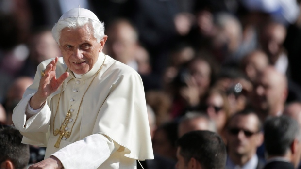Pope Benedict XVI marks 50th anniversary of Vatica