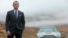 James Bond premiere Skyfall