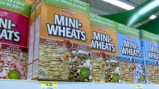 Breakfast cereal Kellogg's Mini-Wheats