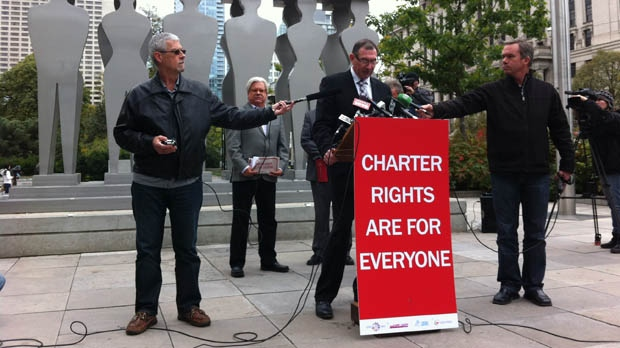 Ontario high school teachers take 'selective job action' in protest of Bill 115.