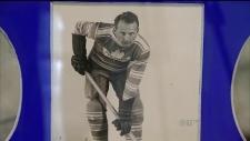Leafs memorbilia go up for auction