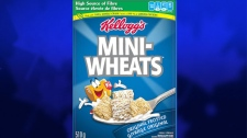 Mini-Wheats Original Frosted cereal