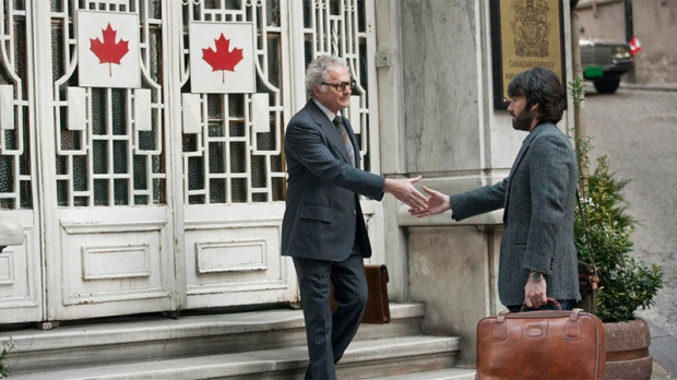 Argo Golden Globe nominee Canada