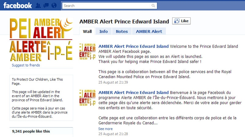 Ontario Amber Alert will have a new partnership with Facebook and launch an effective new broadcast tool that will help police locate abducted children in the province.