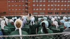 Russian women's prison in Sarapul.
