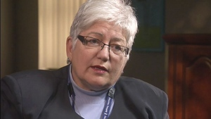 Vickie Kaminski, the president and CEO of Eastern Health, speaks with CTV W5 about the level of transparency that patients will experience under her tenure.