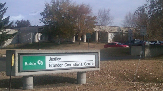 Brandon police are investigating suspicious circumstances surrounding an inmate's death at the Brandon Correctional Centre.