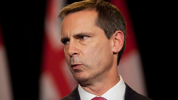 Former Ontario Premier Dalton McGuinty is shown in this file photo. (Michelle Siu / THE CANADIAN PRESS)