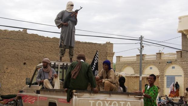 Islamist group Ansar Dine