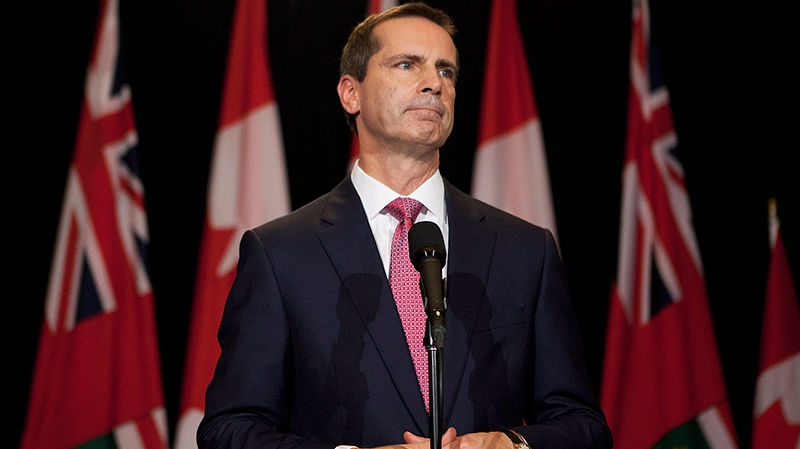Dalton McGuinty won't be challenging Justin Trudeau for the federal Liberal leadership. The Ontario premier has decided to look for challenges outside politics altogether.