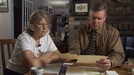 Janet Duplisse is sending a warning after switching gas companies for what she thought was a deal -- but ended up paying twice as much. Oct. 11, 2010. (CTV)