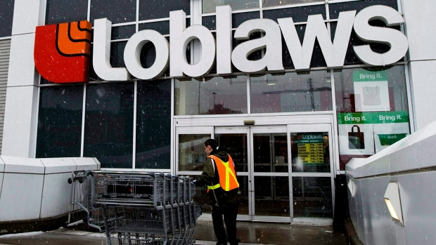 Loblaws employee in Toronto