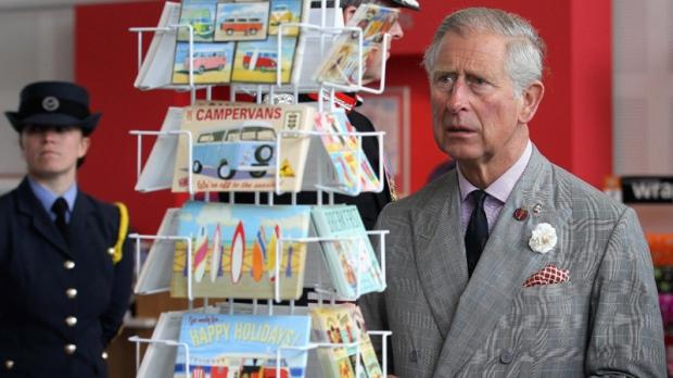 Prince Charles keeps correspondence secret