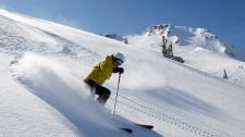 whistler blackcomb ski resort