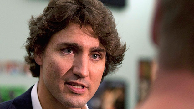 Trudeau welcomes McGuinty's competition