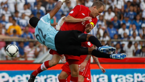 Canada loses to Honduras in qualifying game