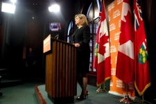 Andrea Horwath on proroguing legislature