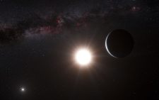 Earth-like planet found