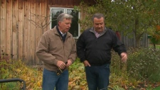Mark Cullen talks to Canada AM about late lawn car