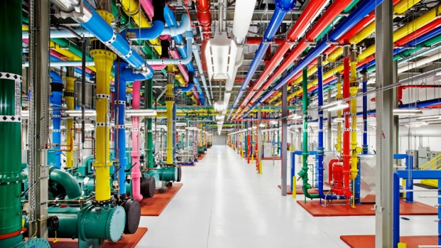 Google data centre in in Douglas County, Ga.