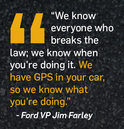 Ford VP Jim Farley quote