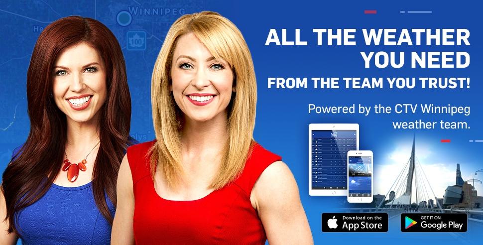 CTV Winnipeg Weather App