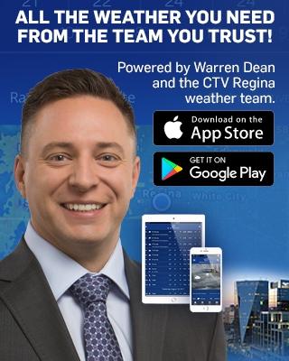 CTV Regina Weather App