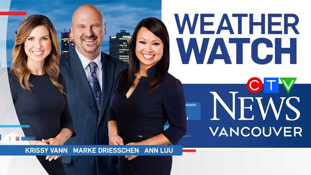 CTV Vancouver Weather App